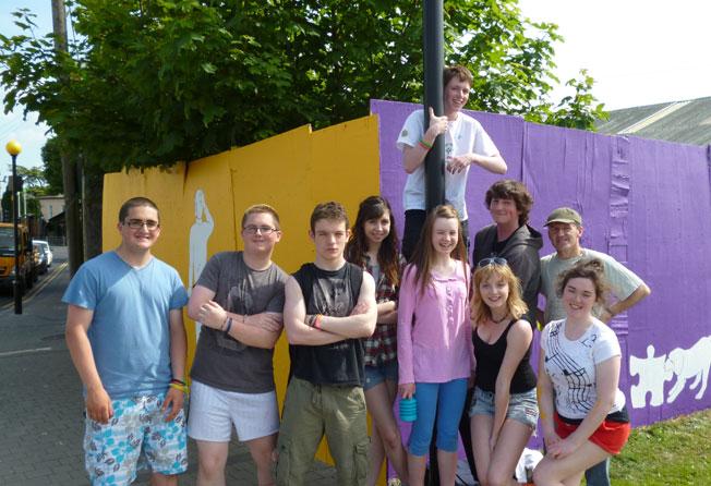 Kilkenny City Youth Groups