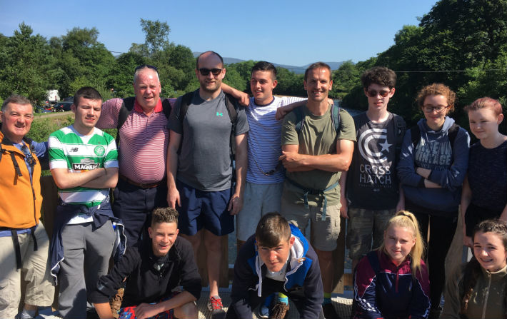 Kilkenny Teens take on Brandon 2 Ben